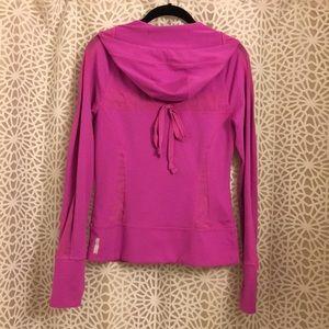 Zella XS mesh hoodie