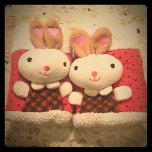 Other - Rabbit fingerless gloves