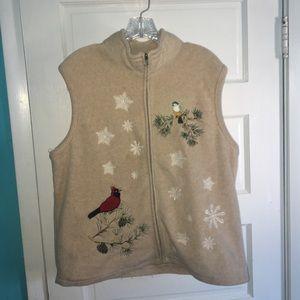 Jackets & Blazers - Baxter & wells Size Large fleece vest.