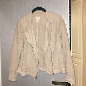 Jackets & Blazers - Chicos jacket
