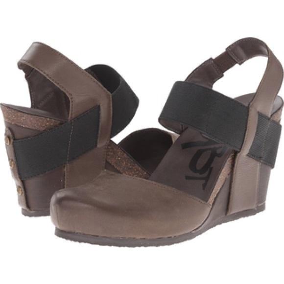 Sandals Otbt Rexburg Mint Black