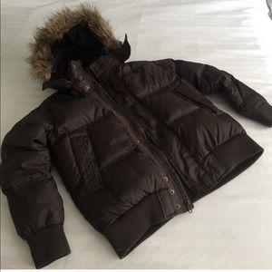 Gap winter coat puffer for kids