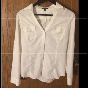 Express blazer blouse