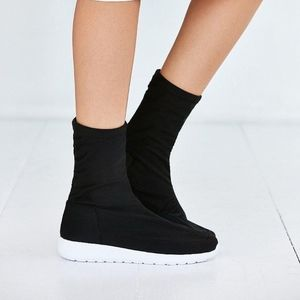 Urban Outfitters Alexa Glove Sneaker Boots