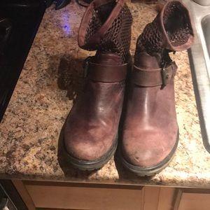 Steve Madden Boots, worn 3 times