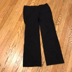 J. Crew Cafe Trousers
