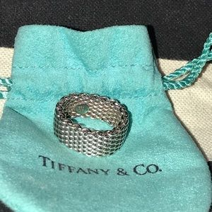 Tiffany Mesh 925 Ring