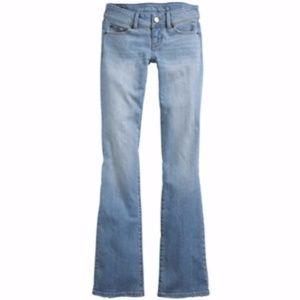 NWT American Eagle Slim Boot Stretch Jeans Sz 14