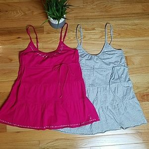 [American Eagle] Two Babydoll Tops