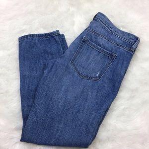 🎁Ann Taylor LOFT  Womens Boyfriend Denim Jeans