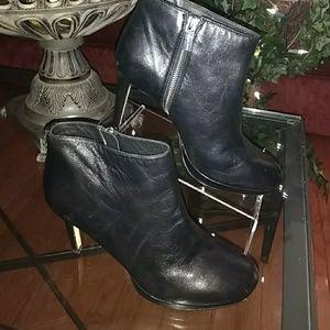 MK Black Sammy Ankle Bootie
