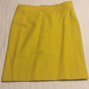 JCREW Pencil Skirt Size 8