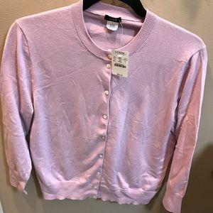JCrew cardigan sweater-tags still on - size L