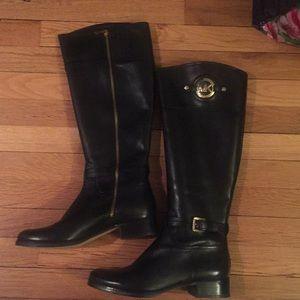 NWT Michael Kors riding boots