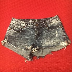 Aeropostale shorty shorts!!