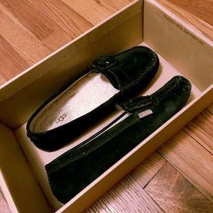 UGG slipper loafers