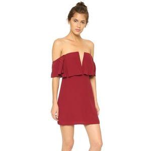 Lovers + Friends NWOT Primrose Strapless Dress