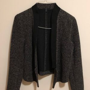 GAP Tweed Polyester Blazer