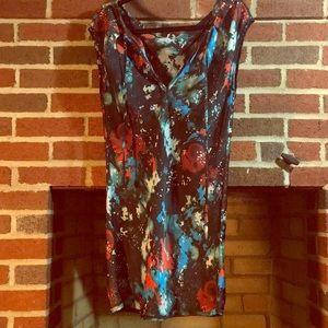 BB Dakota abstract dress