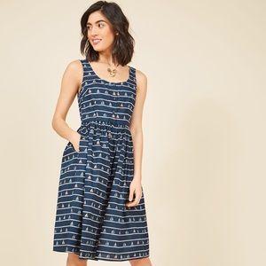 Sugar hill boutique Mast Appeal Midi Dress