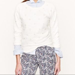 Liberty for J. Crew Short in June's Meadow Floral
