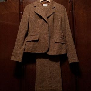 🎄Loft Wool Tweed Suit🎄