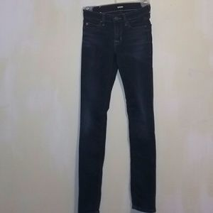 Hudson Skinny jeans size 24 Style # 407  DZI