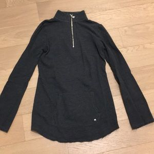Victoria Secret Lounge Half Zip