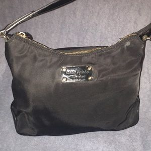 Kate Spade Nylon Bag Black