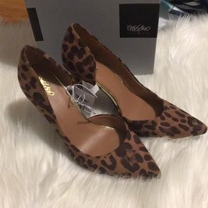 Mossimo - Leopard Heels - Size 6.5 - NWT