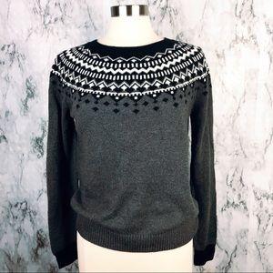 Gap | Geometric sweater