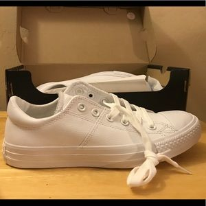 Converse Chuck Taylor Leather Madison, size 7 1/2