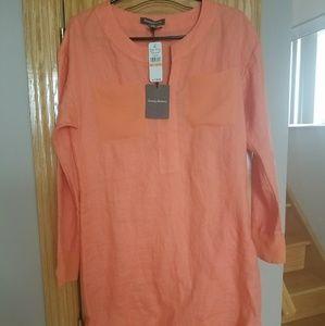 Tomny Bahama Shirt Dress