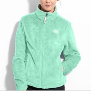 The North Face Mint Full Zip Jacket with Hood XS