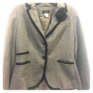 J. Crew Wool Schoolboy Blazer - Size 6