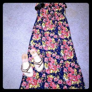 Juniors Floor length Maxi Dress