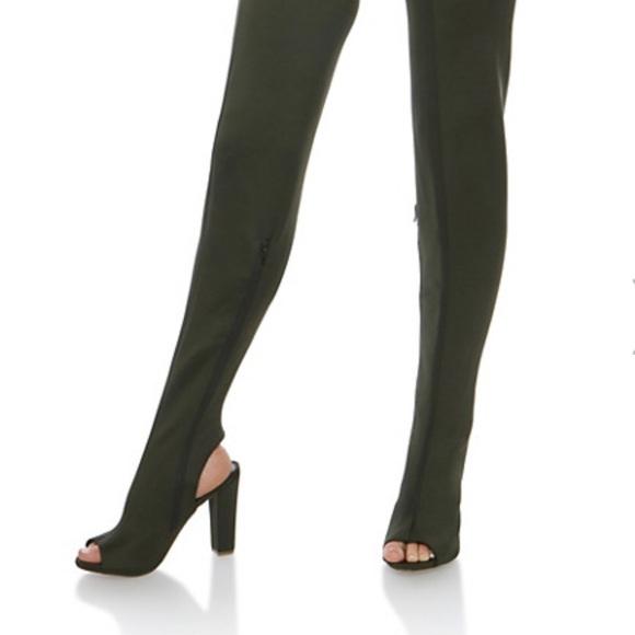e099834d12944 Rainbow Shoes | Peep Toe Over The Knee Boot Plussize Friendly | Poshmark
