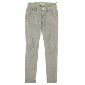 LOVE FIRE JUNIORS SKINNY WITH ZIPPERS JEANS