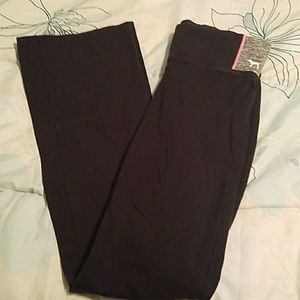 Pink Victoria's secret yoga pants