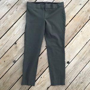 Banana Republic Sloan Fit Grey Skinny-Fit Pants-6