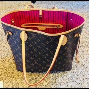 Louis Vuitton Never Full MM NEW ❤️🎁 Make an offer