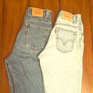 """🍒✨VINTAGE LEVIS """"550"""" jeans bundle ✨🍒"""