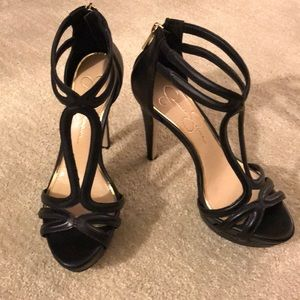 Jessica Simpson pumps - worn only one time!
