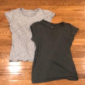 J. Crew Vintage Cotton T Shirts