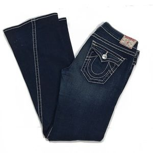 True Religion Section Joey Big T Size 31 / 34 AUTH