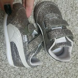 Infant toddler puma 4c sneaker