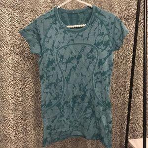 LuluLemonAthletica Swiftly Tech Short Sleeve Shirt