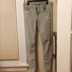 Gray H&M jeans