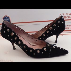 Authentic Prada shoes size 38.5