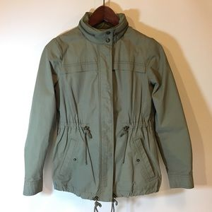 Banana Republic Olive green Utility Jacket